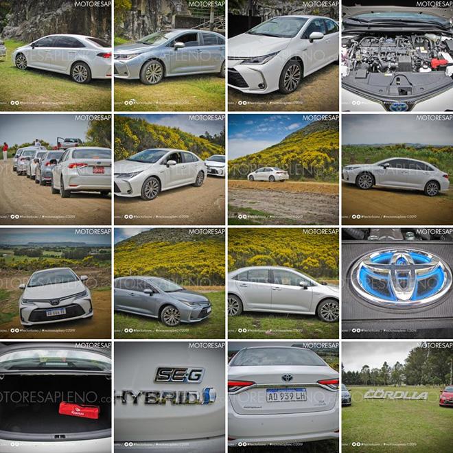 Toyota - Presentacion Corolla 2020 - Galeria Facebook