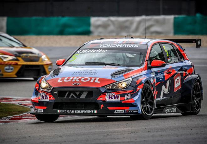 WTCR - Sepang - Malasia 2019 - Carrera 1 - Norbert Michelisz - Hyundai i30 N TCR