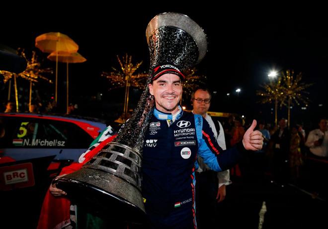 WTCR - Sepang - Malasia 2019 - Carrera 3 - Norbert Michelisz - Campeon