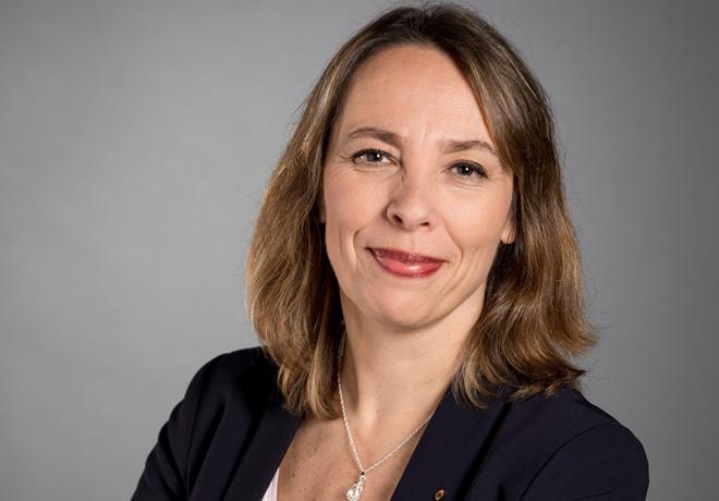 Clotilde Delbos - Directora General adjunta del Grupo Renault