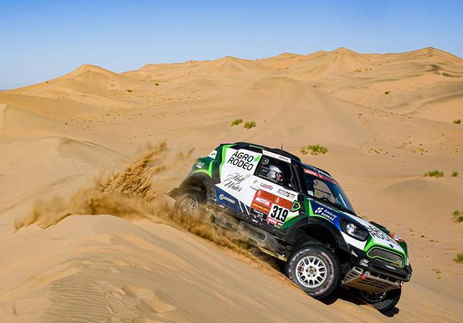 Dakar 2020 - Etapa 1 - Vaidotas Zala - Mini