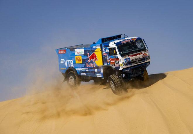 Dakar 2020 - Etapa 10 - Anton Shibalov - Kamaz