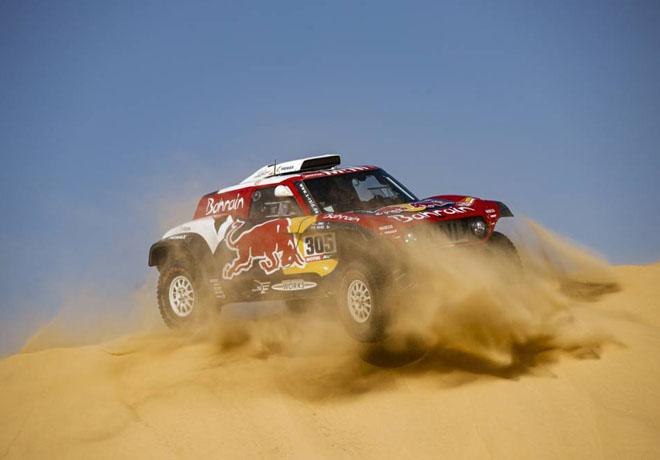 Dakar 2020 - Etapa 10 - Carlos Sainz - MINI
