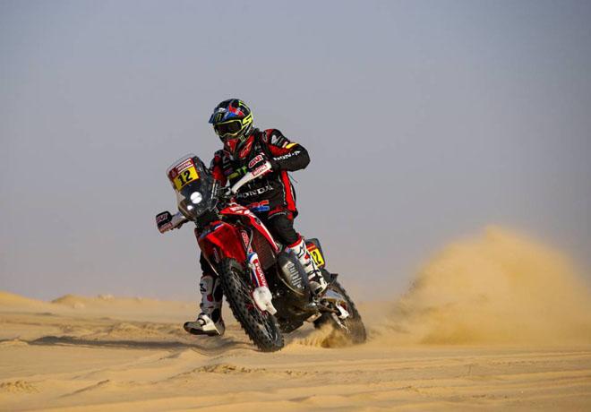 Dakar 2020 - Etapa 10 - Joan Barreda Bort - Honda