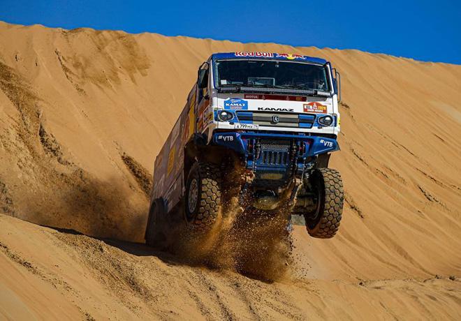 Dakar 2020 - Etapa 11 - Andrey Karginov - Kamaz