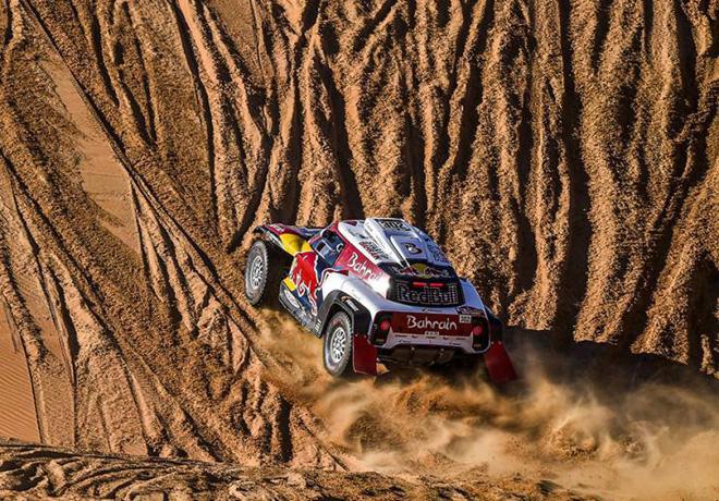 Dakar 2020 - Etapa 11 - Stephane Peterhansel - MINI