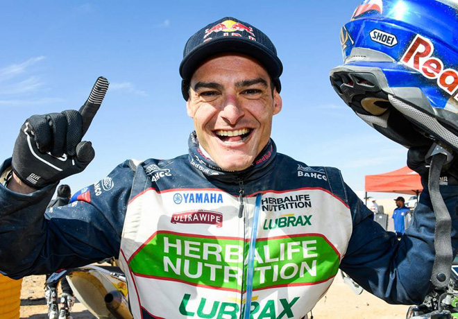 Dakar 2020 - Etapa 12 - Final - Ignacio Casale - Yamaha