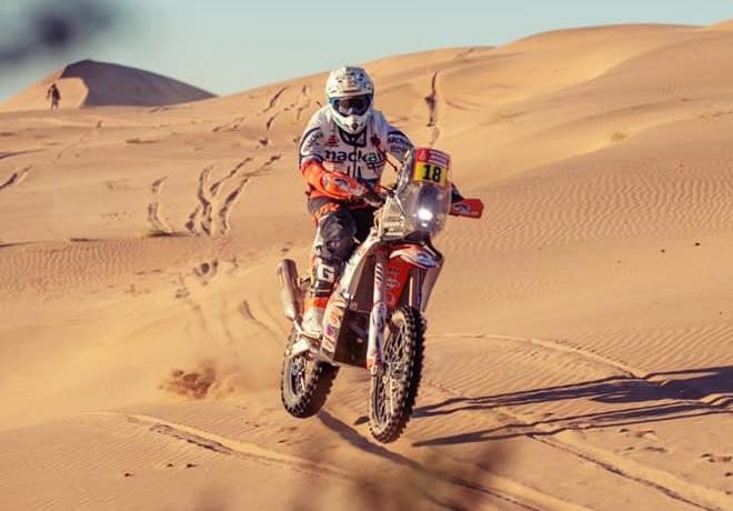 Dakar 2020 - Etapa 2 - Ross Branch - KTM copia