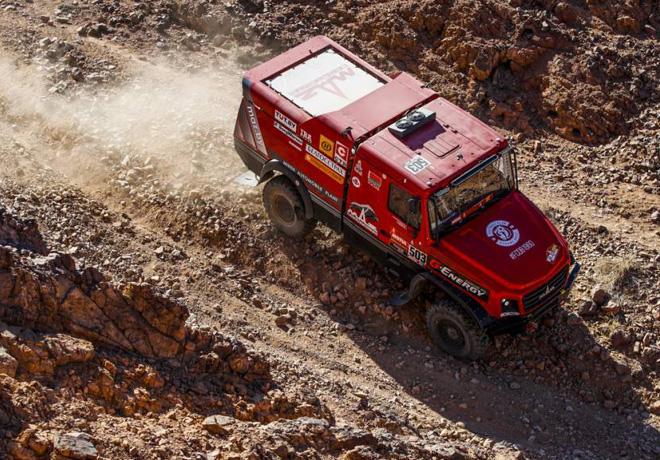 Dakar 2020 - Etapa 2 - Siarhei Viazovich - MAZ