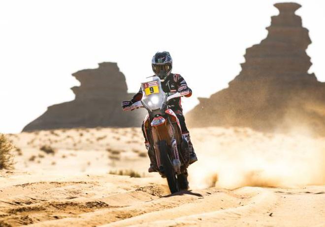 Dakar 2020 - Etapa 3 - Ricky Brabec - Honda