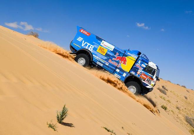 Dakar 2020 - Etapa 5 - Dmtry Sotnikov - Kamaz