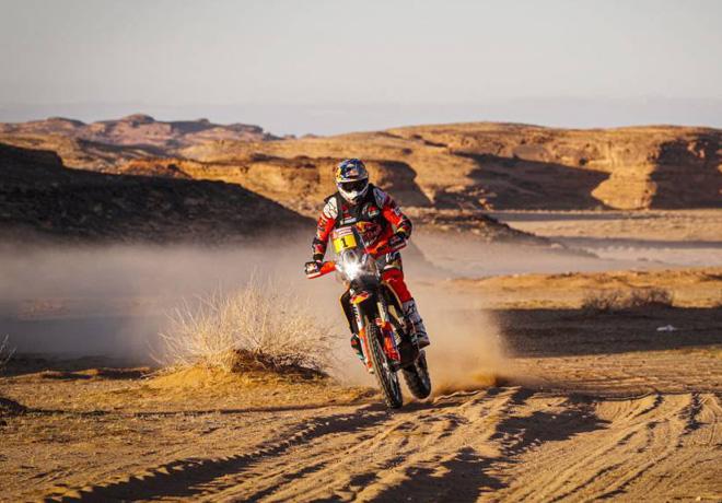 Dakar 2020 - Etapa 5 - Toby Price - KTM