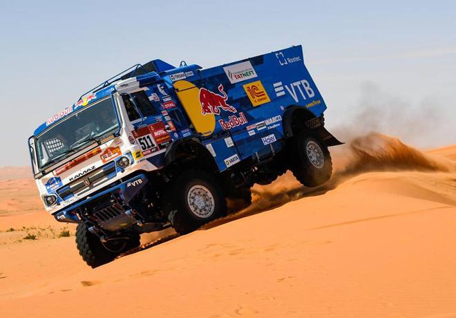Dakar 2020 - Etapa 6 - Andrey Karginov - Kamaz