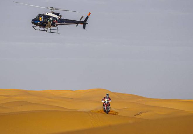 Dakar 2020 - Etapa 6 - Ricky Brabec - Honda