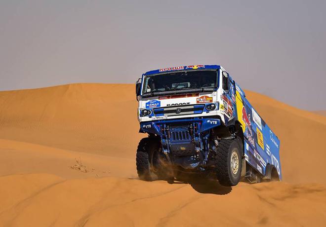 Dakar 2020 - Etapa 7 - Andrey Karginov - Kamaz