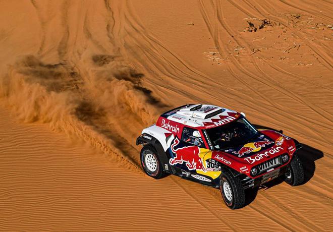 Dakar 2020 - Etapa 7 - Carlos Sainz - MINI