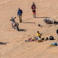 Dakar 2020 - Etapa 7 - Fallece Paulo Goncalves - Hero