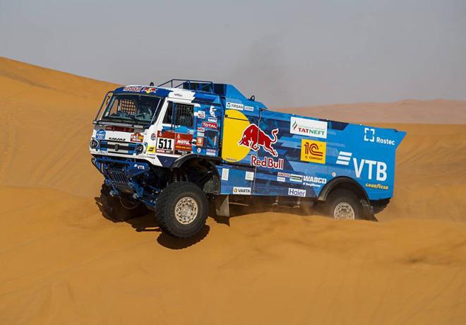 Dakar 2020 - Etapa 8 - Andrey Karginov - Kamaz