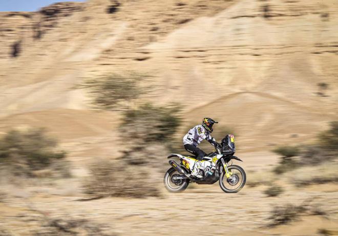 Dakar 2020 - Etapa 9 - Pablo Quintanilla - Husqvarna