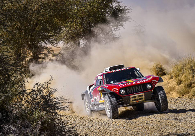 Dakar 2020 - Etapa 9 - Stephane Peterhansel - MINI