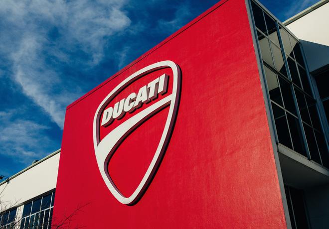 Ducati Motor Holding