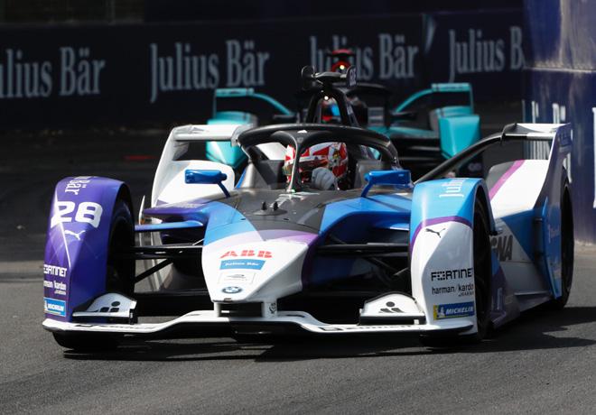 Formula E - Santiago de Chile - Chile 2020 - Carrera - Alexander Sims - BMW I Andretti Motorsport