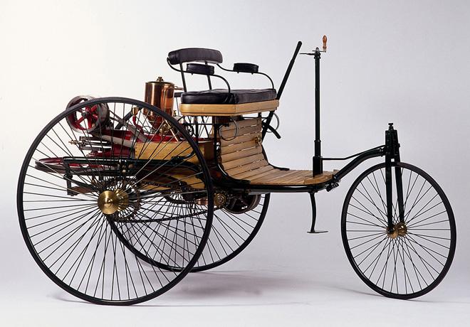 Hace 134 anios Mercedes-Benz creaba el automovil