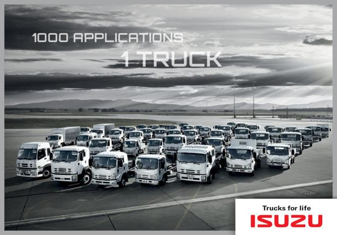 Honda e Isuzu acuerdan fabricar camiones impulsados por hidrogeno