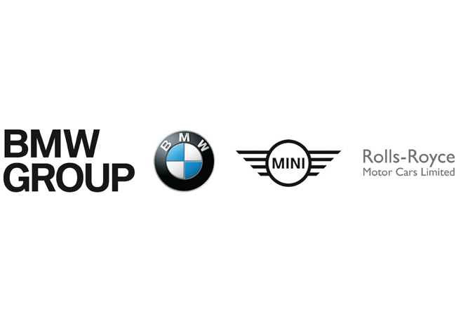 Logo BMW Group 2020