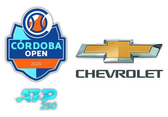Logo Chevrolet - Cordoba Open ATP250 2020