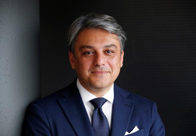 Luca de Meo - Director General del Grupo Renault