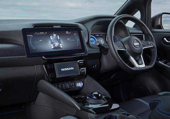 Nissan - Tecnologia e-4ORCE 2