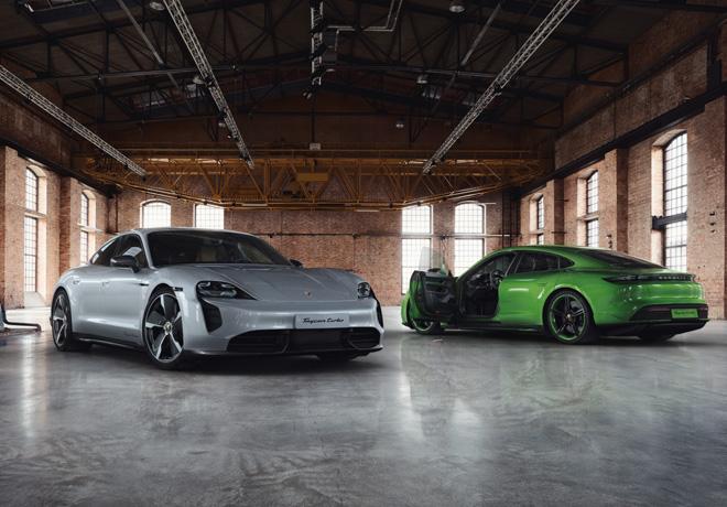 Porsche Exclusive Manufaktur - Taycan 1