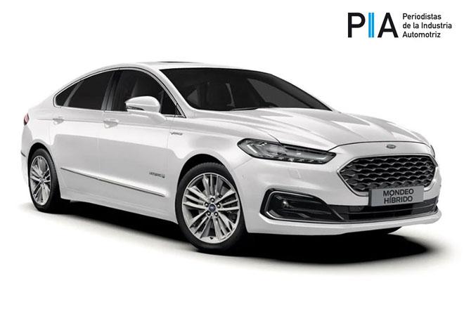 Premios PIA 2019 - Ford Mondeo Hibrido