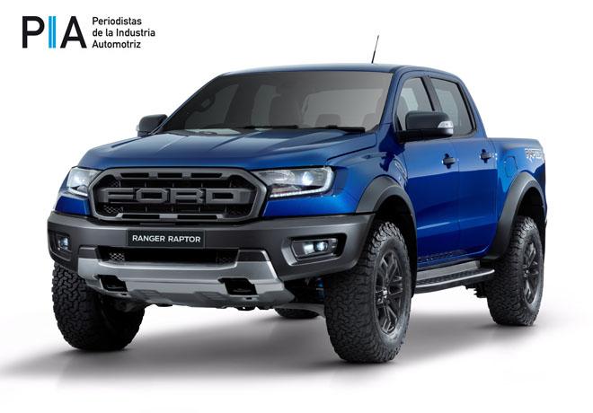 Premios PIA 2019 - Ford Ranger Raptor