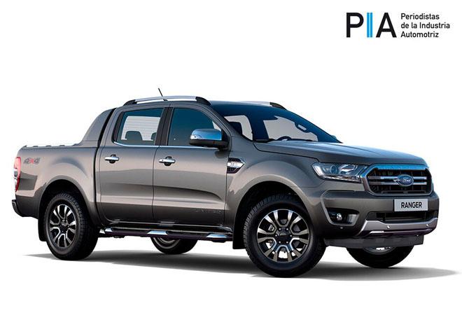Premios PIA 2019 - Ford Ranger