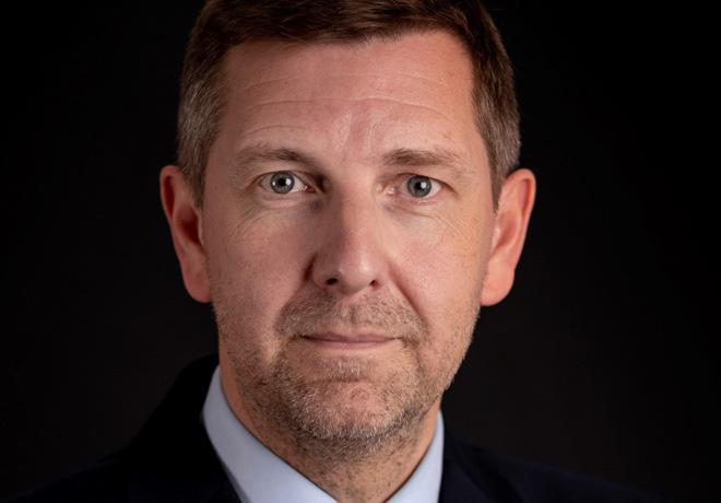 Simon Sproule - Director global de Comunicaciones de FCA