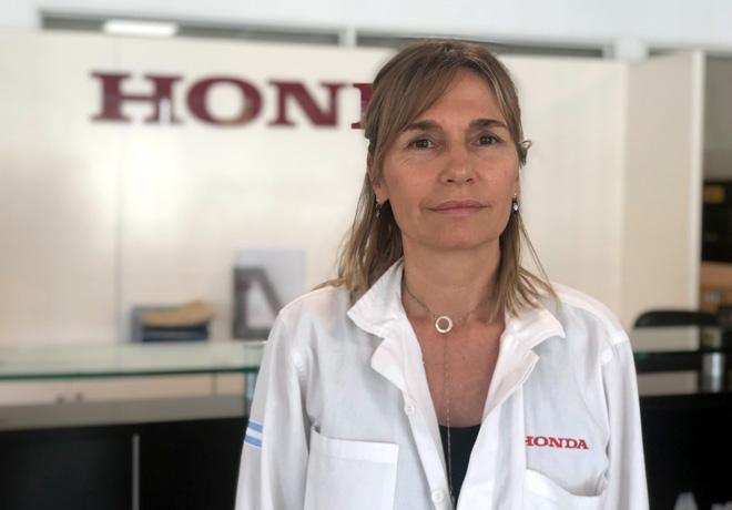 Viviana Daleoso - Gerente de Relaciones Institucionales de Honda Motor de Argentina