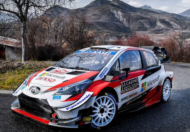 WRC en Montecarlo – Día 2: Ogier es el líder en Mónaco.