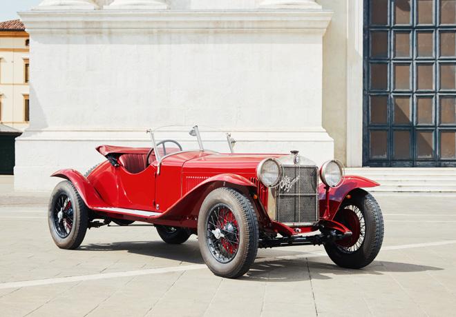 Alfa Romeo 6C 1500 Super Sport de 1928