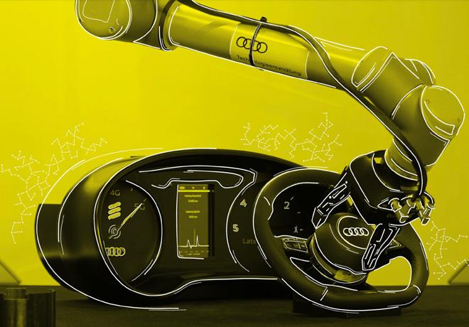 Audi y Ericsson desarrollan en conjunto la aplicacion de tecnologia 5G para la fabricacion de autos