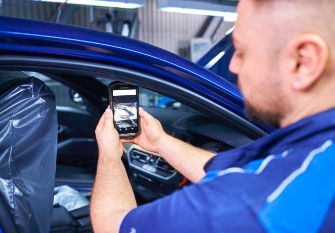 BMW - Ensamble por reconocimiento de imagenes basado Inteligencia Artificial