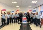 El equipo de RRHH de Centro Industrial Cordoba de VWA celebran la certificacion de Top Employer