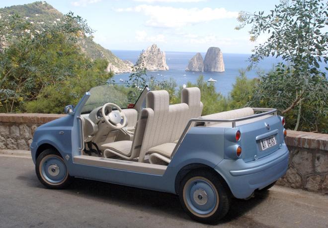 Fiat Panda Jolly de 2006