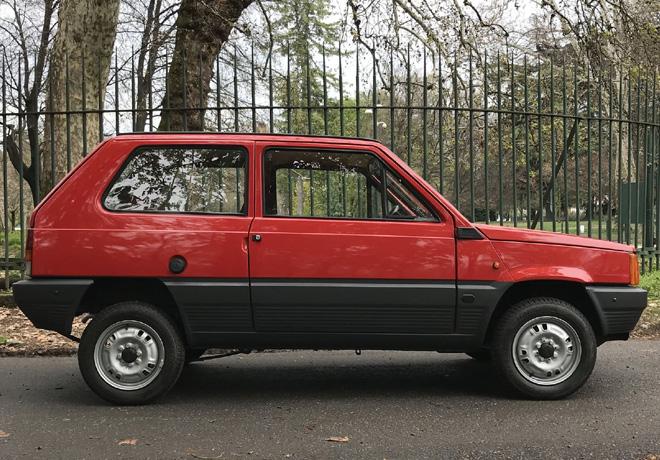 Fiat Panda de 1980