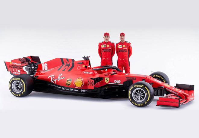 Formula 1 - Ferrari SF1000 3