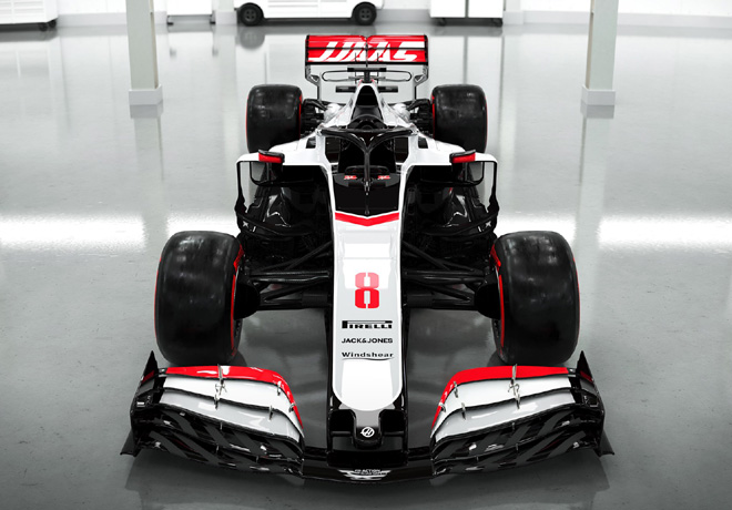 Formula 1 - Haas F1 Team VF-20 1