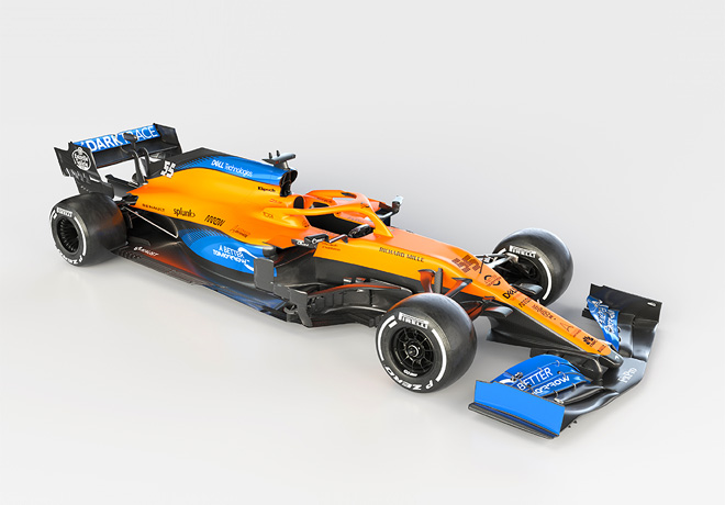 Formula 1 - McLaren MCL35 2