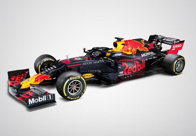 Formula 1 - Red Bull RB16
