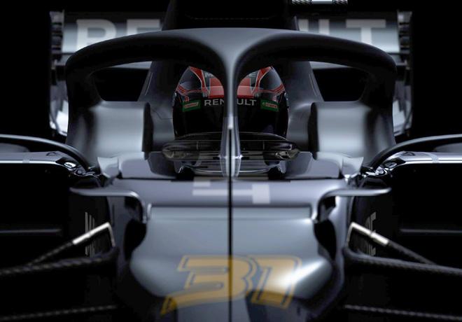 Formula 1 - Renault Sport F1 - RS20 adelanto 1